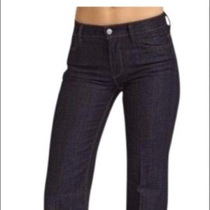 7 for All Mankind Wise Leg Trouser Pant Jeans